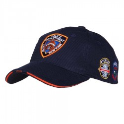 Gorra de béisbol NYPD
