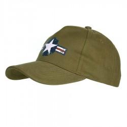 Gorra de béisbol USAF WWII