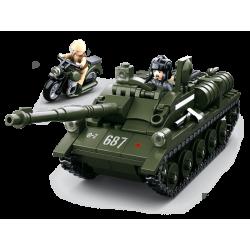 Tanque SU-85 de Sluban