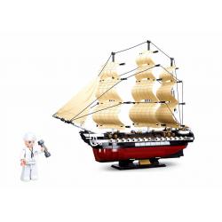 Sluban Fragata USS...