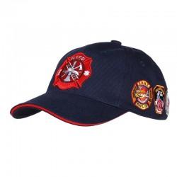 Gorra de béisbol Bomberos NYC