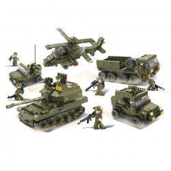 Grupo de combate de fuerzas...