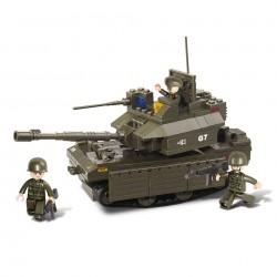 Sluban Tanque Abrams M1 A1
