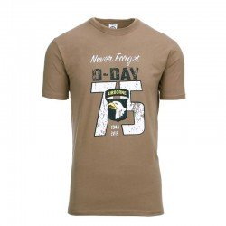 Camiseta militar 75...